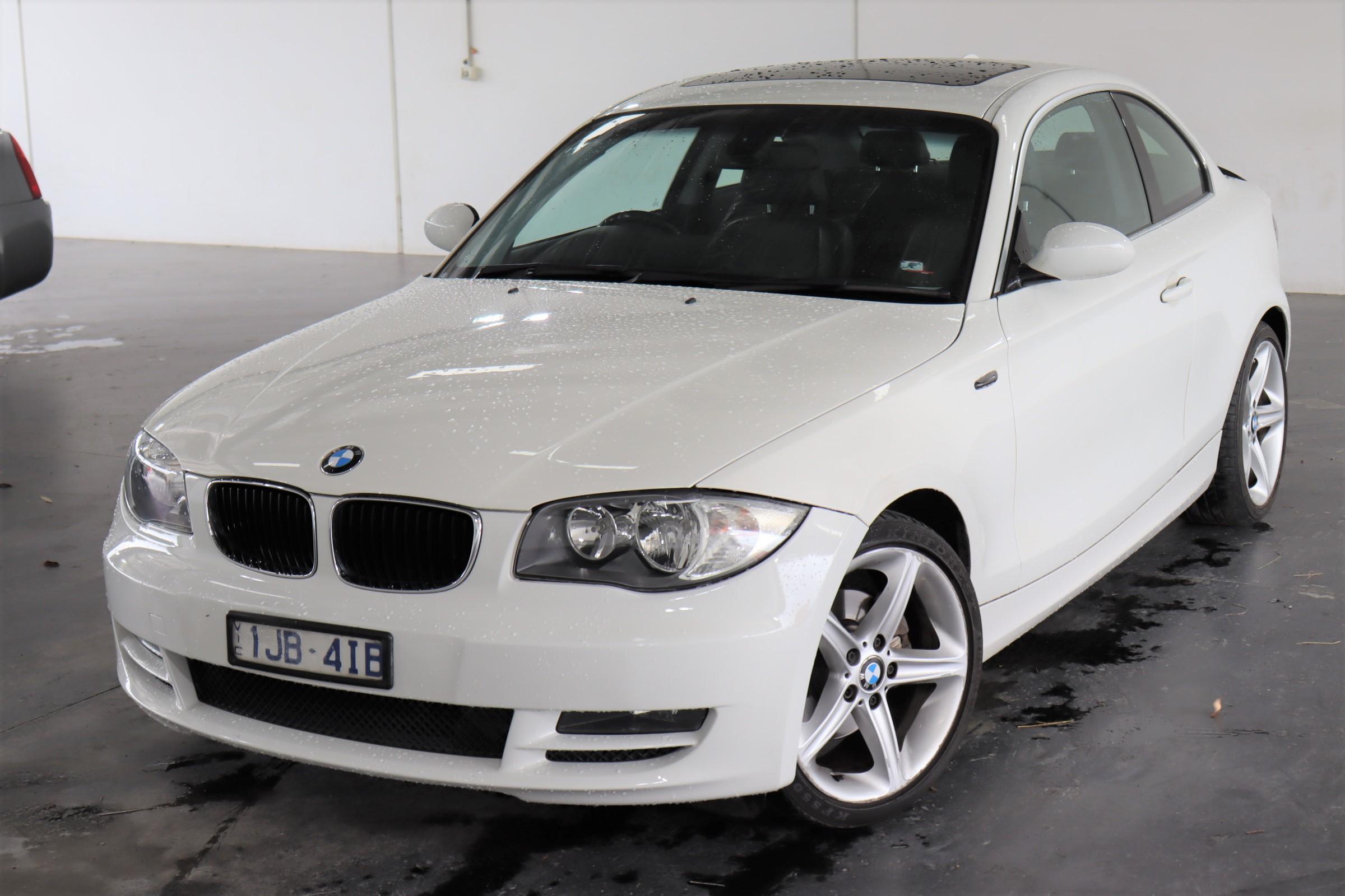 2009 BMW 1 25i E82 Automatic Coupe