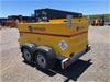 Unused 2020 Austrack Equipment 1300 Litre Bunded  Fuel Trailer