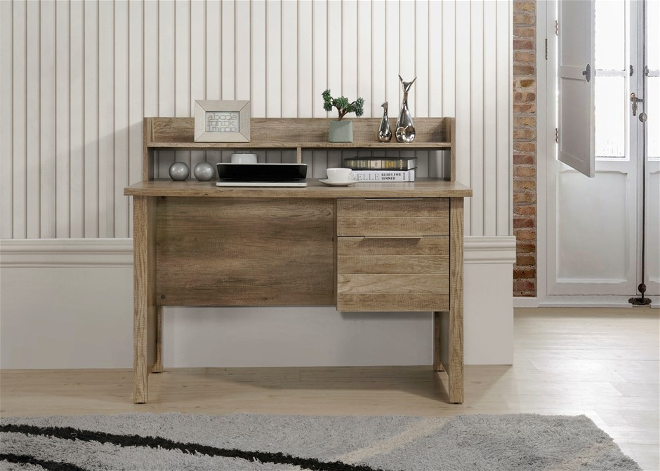 Traditional elegance meets modern charm with the Alice Study Desk