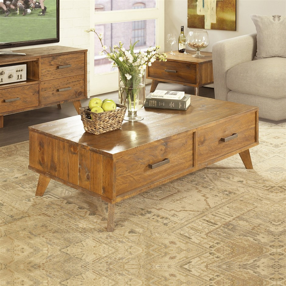 Cob&Co. Coffee Table designed with Classic Elegance to Suit Any Home
