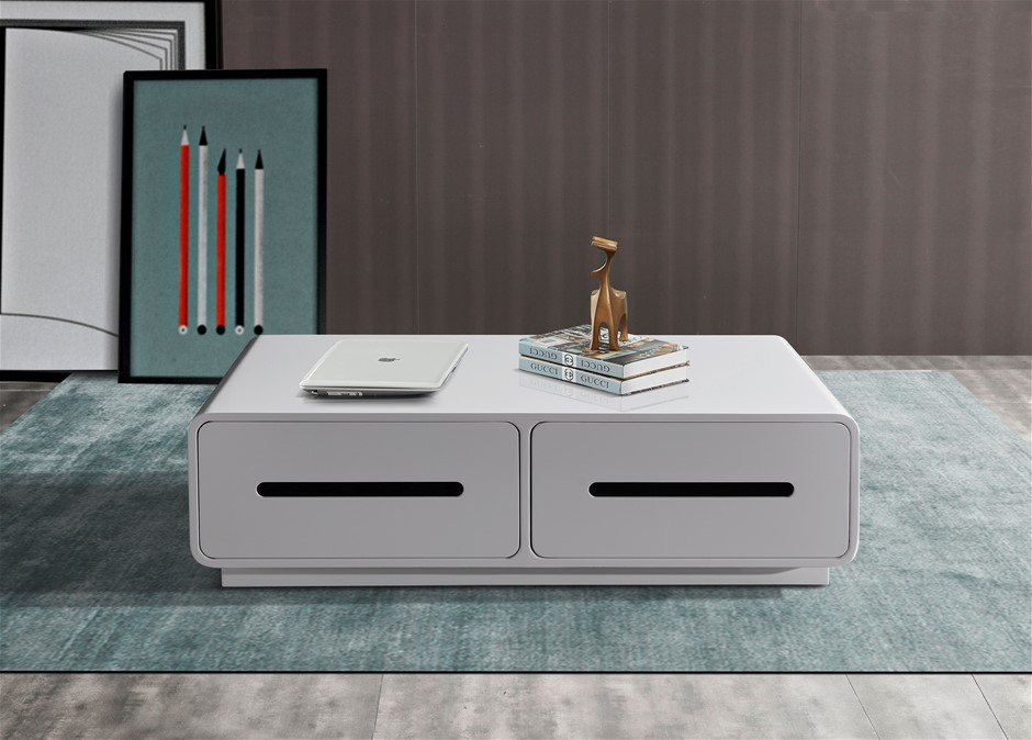 High Gloss Coffee Table an essential piece of furniture for any living room