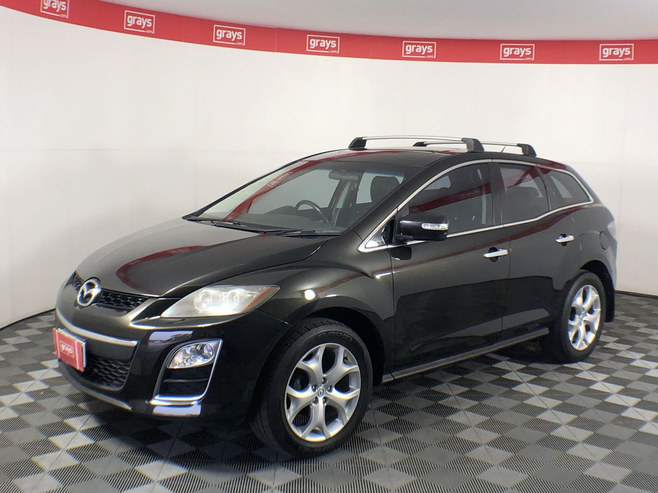 2009 Mazda CX-7 Luxury Sports (4x4) Automatic Wagon