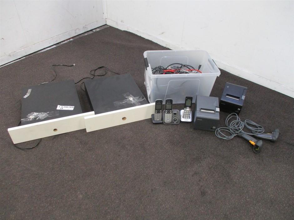 Quantity of Pont of Sale Equipment