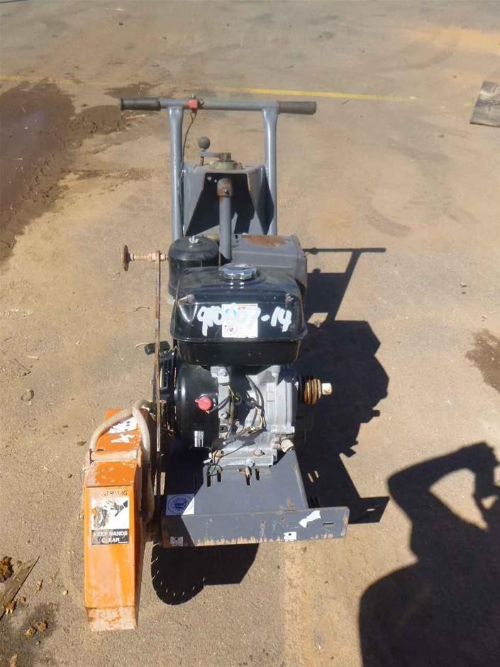 1x Multiquip Concrete Cutting Saw