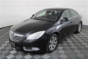2012 MY13 Opel Insignia Auto 139,050 km'