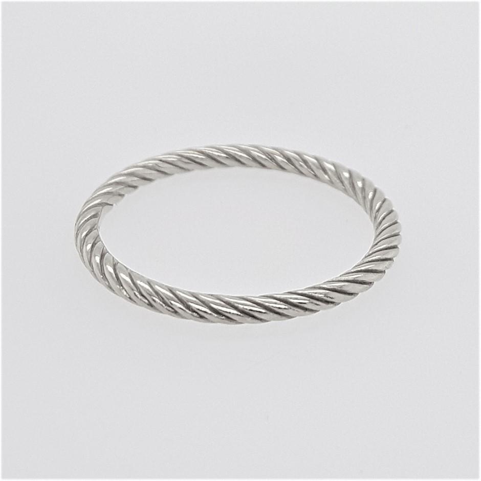 Thomas Sabo Fine Rope Ring.