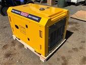 2020 Unused Portable Generators - Toowoomba