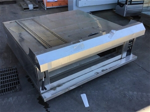WFC-101DHFA Commercial Pizza Oven