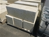 Pallet of 5x Limestone Blocks