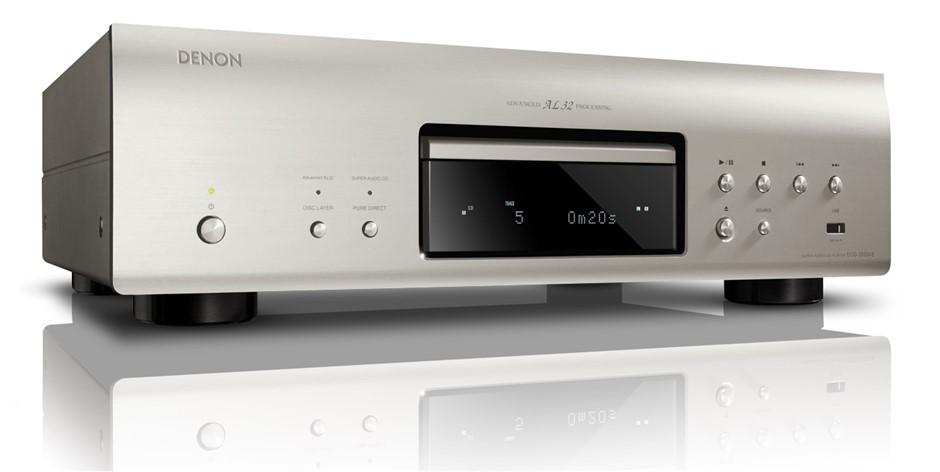 Denon DCD-2020AE Super Audio CD Player (Silver)