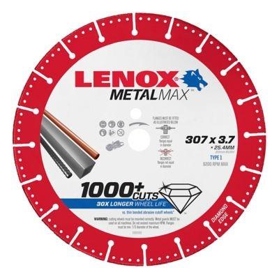 LENOX High Speed Diamond Metal Cut-off Saw, 300 x 3.8 x 25.4mm (SN:1985499)