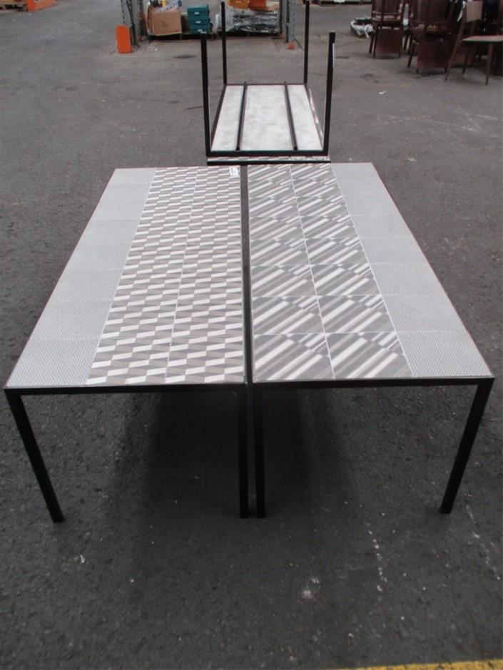 Qty 4x Coffee Tables