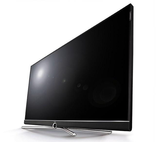 Loewe Connect 48 inch 4K UHD LCD TV with Loewe Wall Bracket