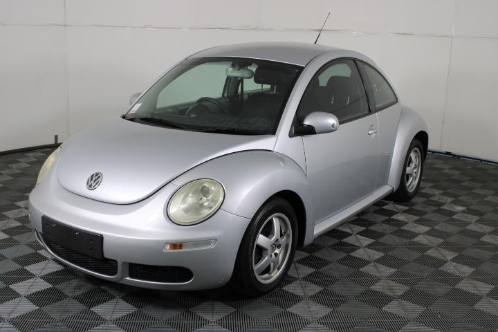 2008 Volkswagen Beetle TDI A4 Turbo Diesel Hatchback