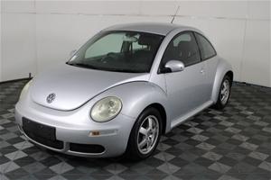 2008 Volkswagen Beetle TDI A4 Turbo Dies