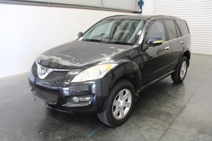 2011 Great Wall X240 4X4 Manual Wagon