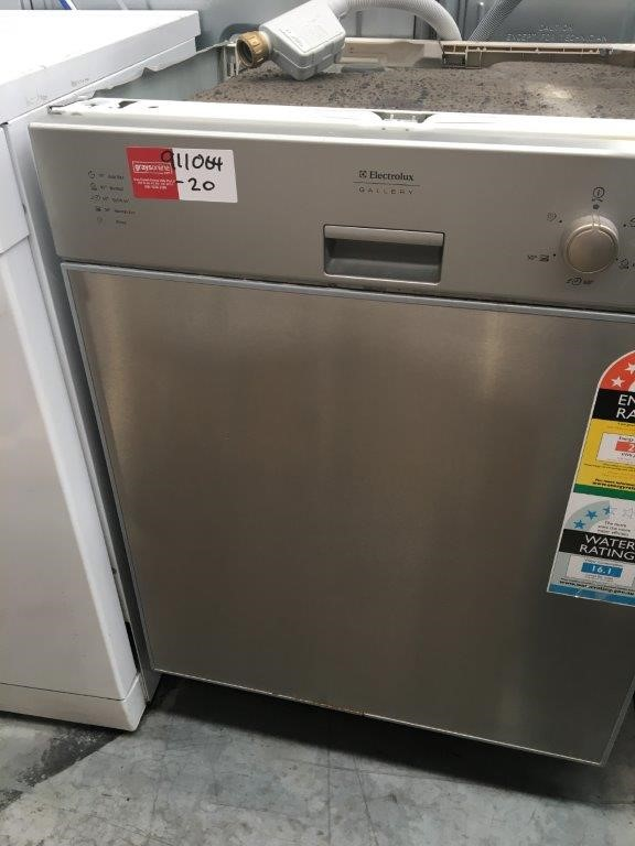 Electrolux Gallery ESF6125 Stainless Steel Dishwasher