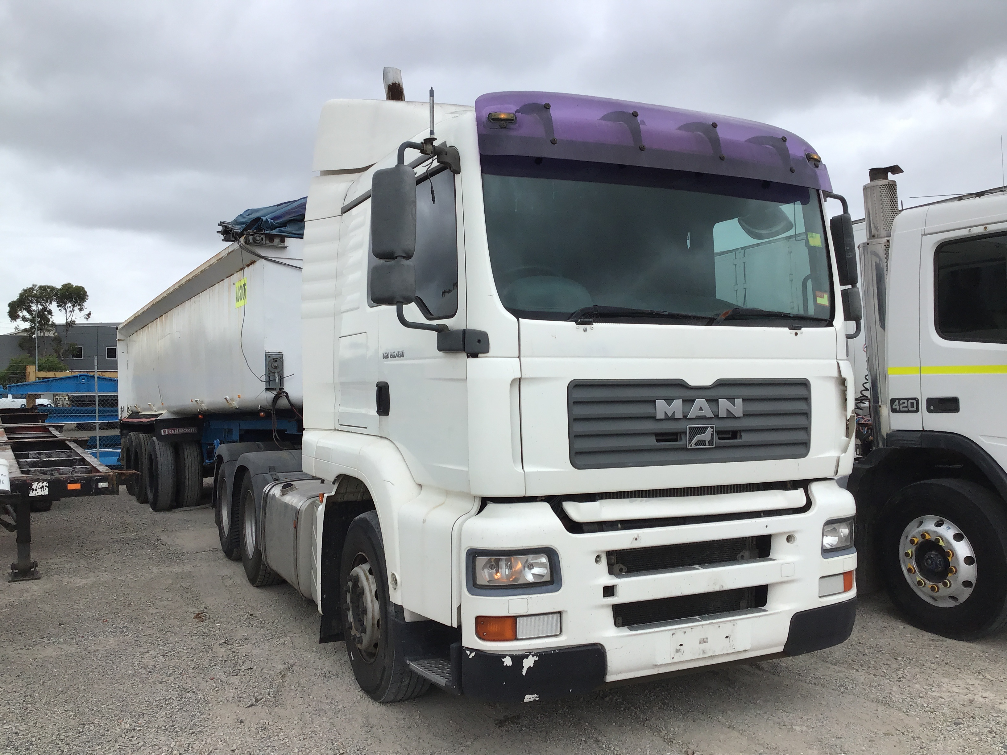 2007 M.A.N. TGA26.430 6 x 4 Prime Mover Truck