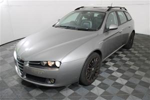 2008 Alfa Romeo 159 Sportwagon 2.4 JTD 1