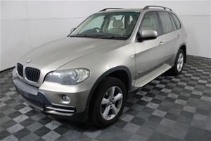 2007 MY08 BMW X5 3.0d T/Diesel E70 Auto