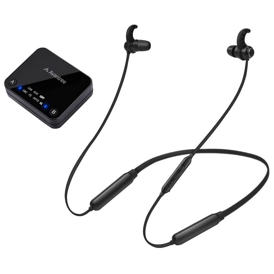 Avantree Wireless Neckband Earbuds