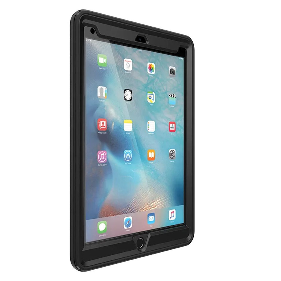"OtterBox Defender Case Apple iPad 9.7"" 5th/6th Gen (2017/2018) - Black"