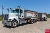 Major Event: Tipper Truck & Dog Sets, Excavators, & More