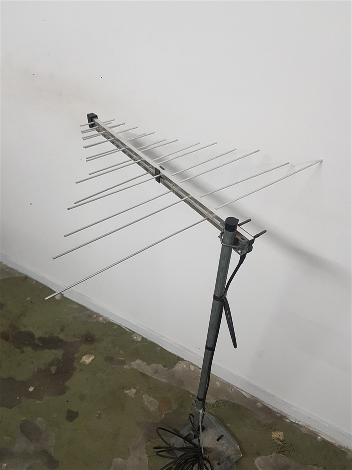 TV Antenna & Cable, Antenna area 700 x 850, 1200mm tall