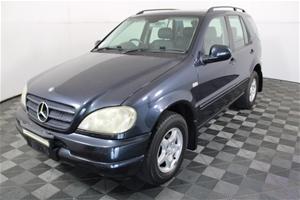 2001 Mercedes Benz ML 320 (4x4) W163 Aut