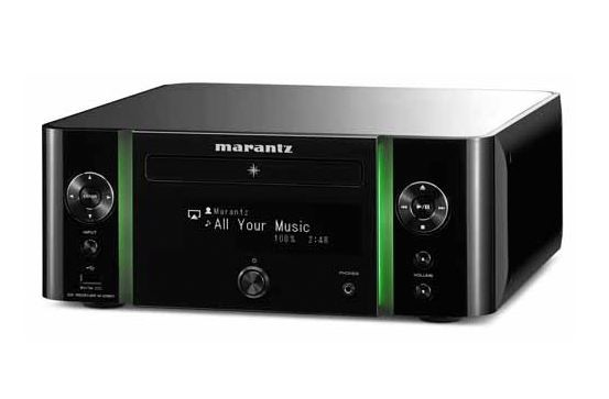 Marantz CR611 Compact Network CD Receiver (Green)