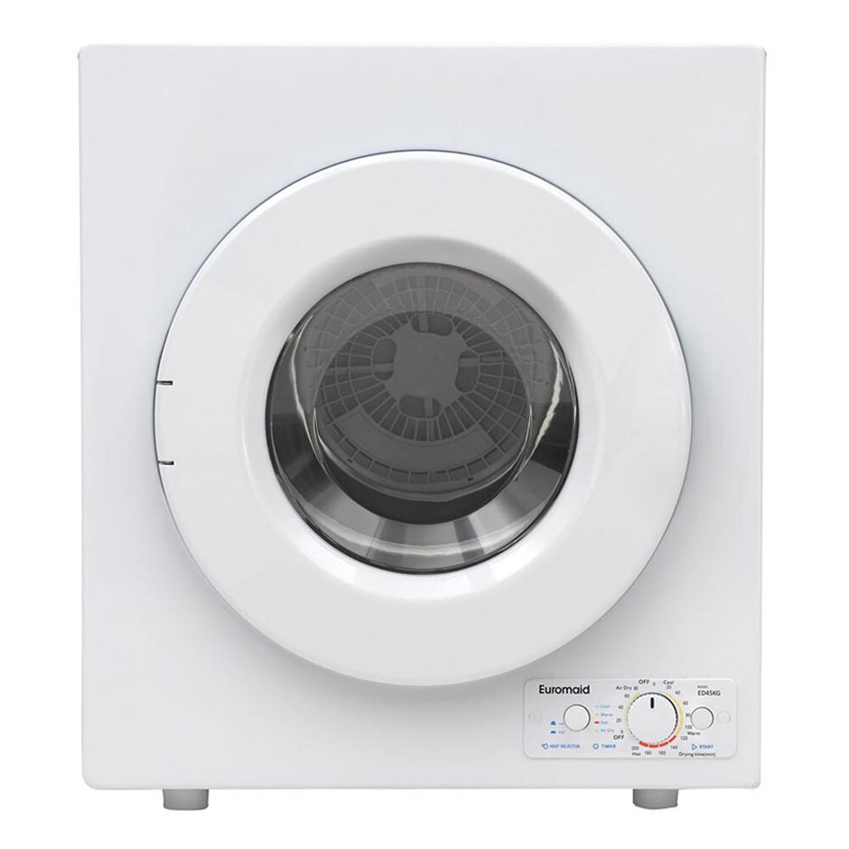 Euromaid 4.5kg Dryer - White