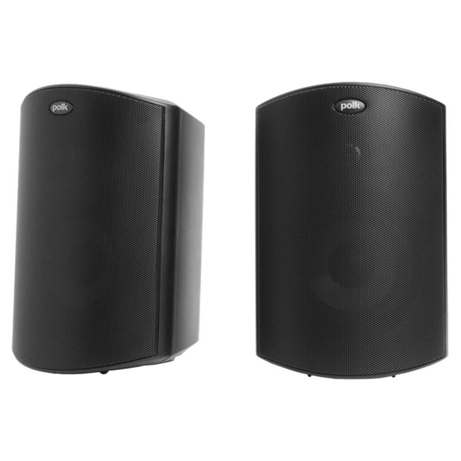 Polk Audio Atrium 5 All-Weather Outdoor Speakers - Black