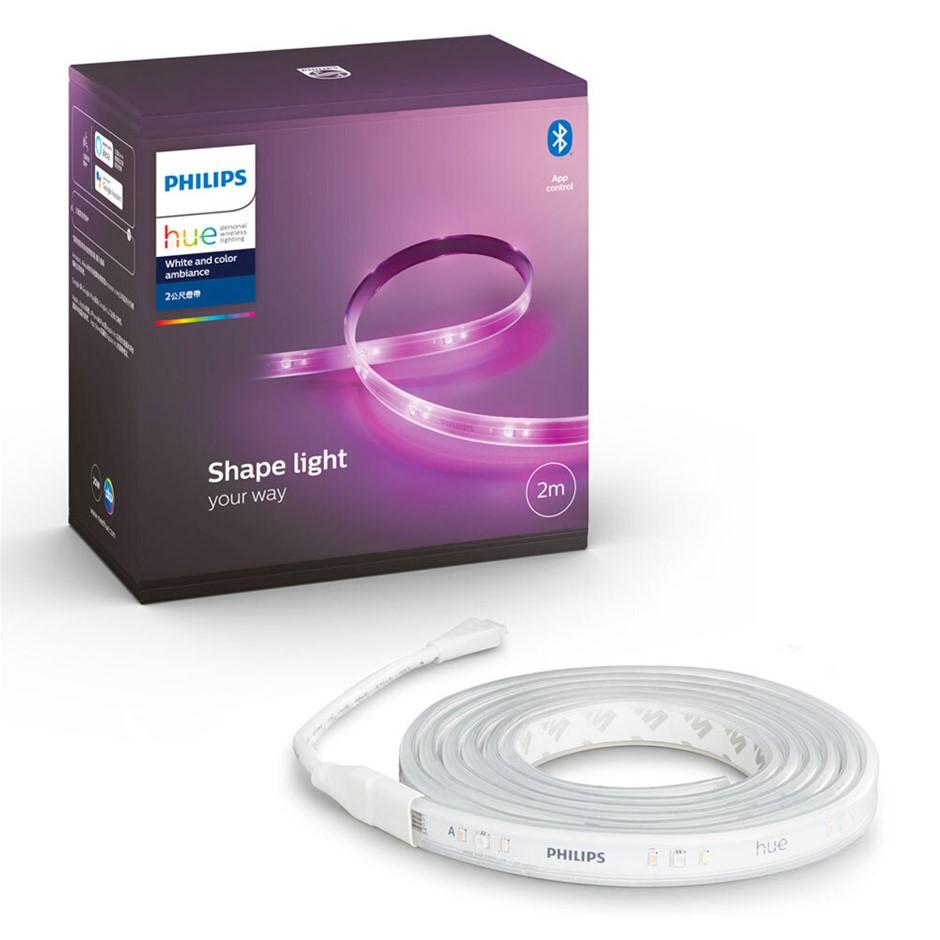 Philips Hue 2m Lightstrip Plus White & Colour Ambiance