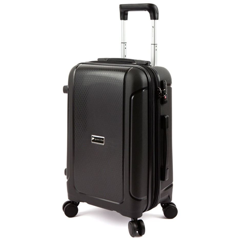 Paklite Twilite Cabin Luggage Black
