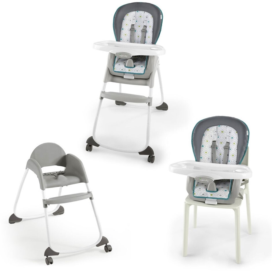 Ingenuity Trio High Chair Classic - Nash