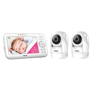 Vtech Pan & Tilt Colour Video & Audio Ba