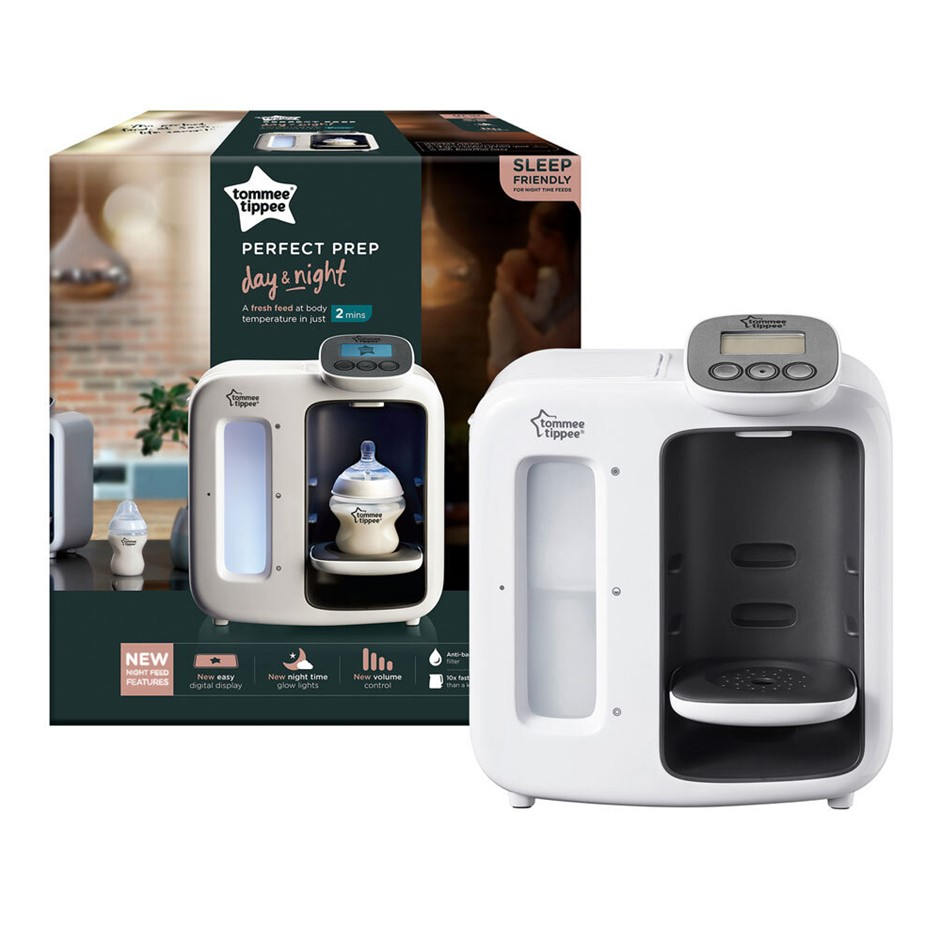 Tommee Tippee Perfect Prep Day & Night Bottle Feeding Machine