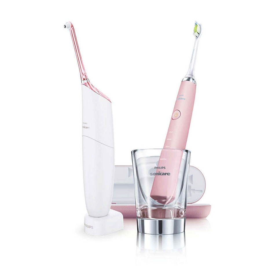 Sonicare AirFloss Ultra Rechargeable dental Cleaner w/ Electric toothbrush