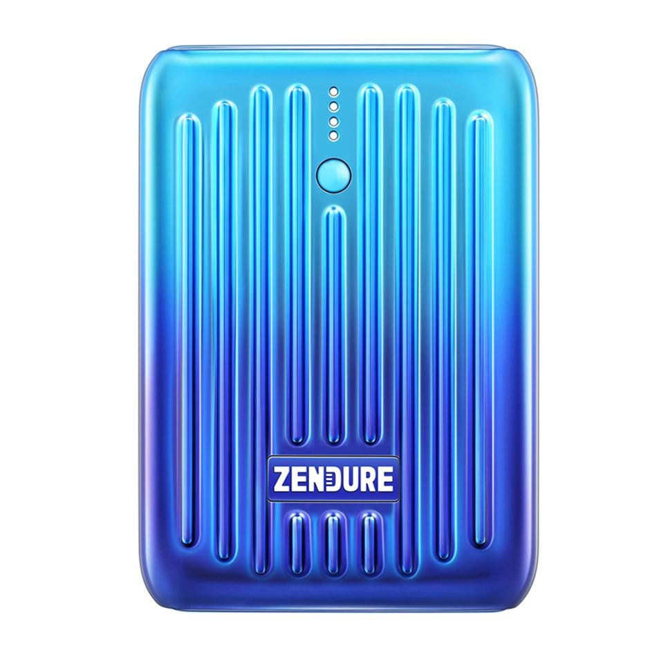 Zendure SuperMini Portable Charger Power Bank Blue