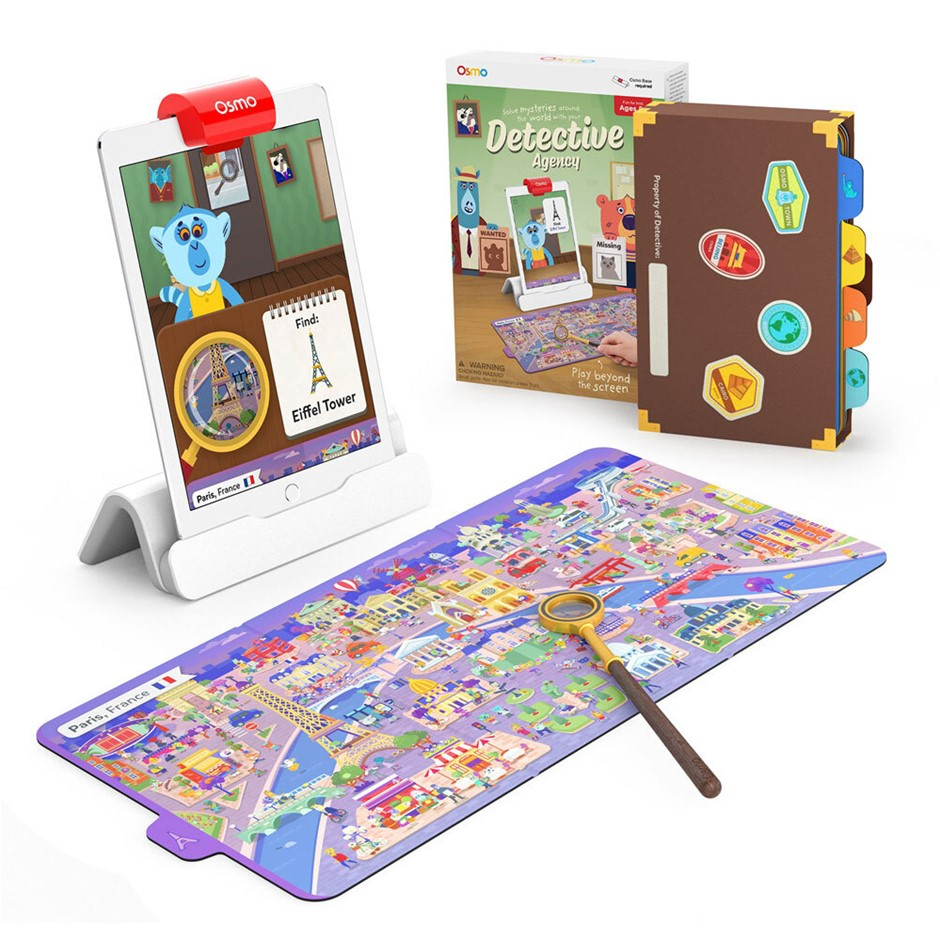 Osmo Detective Agency Kids Game 5y+