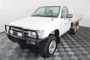 1998 Toyota Hilux (4x4) Manual 3.0 Diese