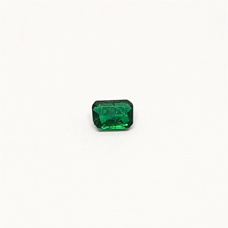 0.12 ct Beautiful Emerald