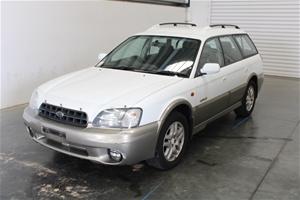 2000 Subaru Outback B3A Automatic Wagon