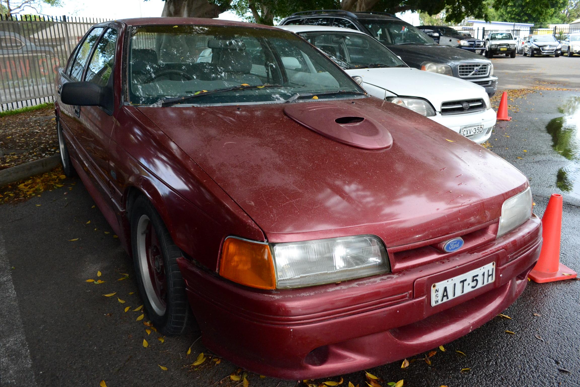 1993 Ford Falcon GLi EB II Automatic Sedan