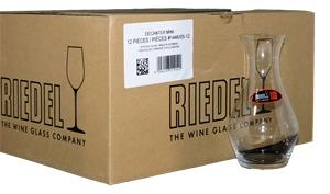 Riedel Crystal Glass Decanter Mini (12 x