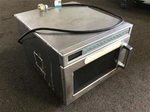 Menumaster UC18E2 Microwave