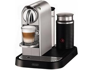 Delonghi Coffee Maker Stopped Working : Delonghi Nespresso Citiz and Milk Coffee Machine. Model: EN265SAE Auction GraysOnline Australia