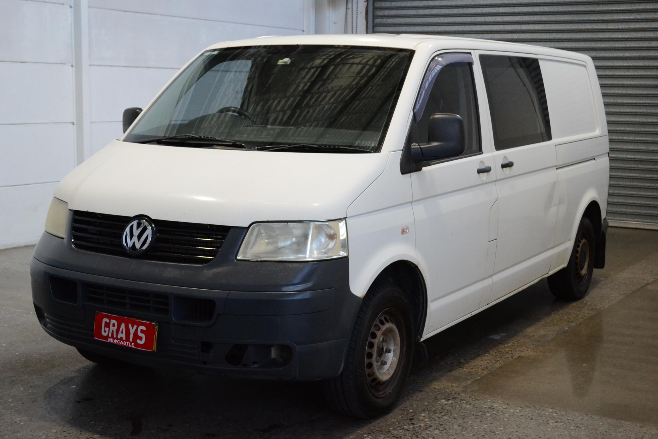 Volkswagen Transporter (LWB) T5 Turbo Diesel Automatic Van