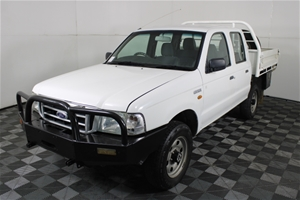 2004 Ford Courier GL (4x4 TIP TRAY) - PG