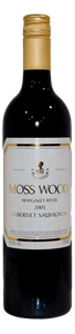 Moss Wood Cabernet Sauvignon 2003 (6x 75